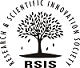 Research and Scientific Innovation Society Logo